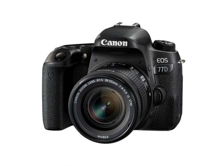 Canon klar med to nye DSLR kameraer