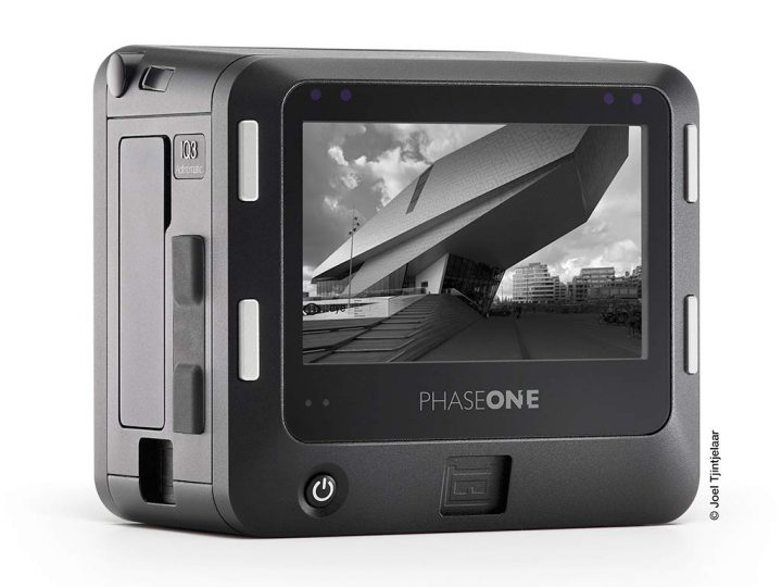 Phase One Introduces IQ3 100MP Achromatic