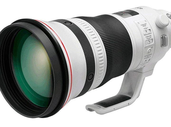 Canon lancerer nyt objektiv-design med verdens letteste 400mm f/2.8 og 600mm f/4 optikker, samt det nyskabende 32mm til EOS M-linien