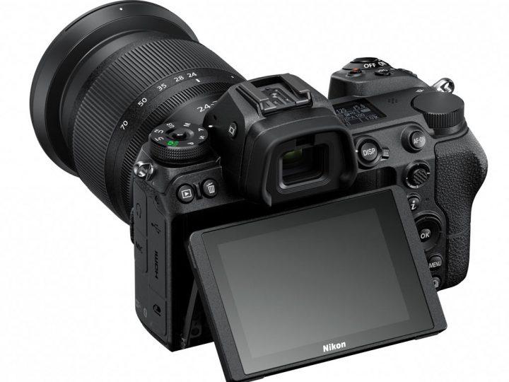 Nikon introducerer det nye Z-fatningssystem og to spejlløse kameraer i fuldformat