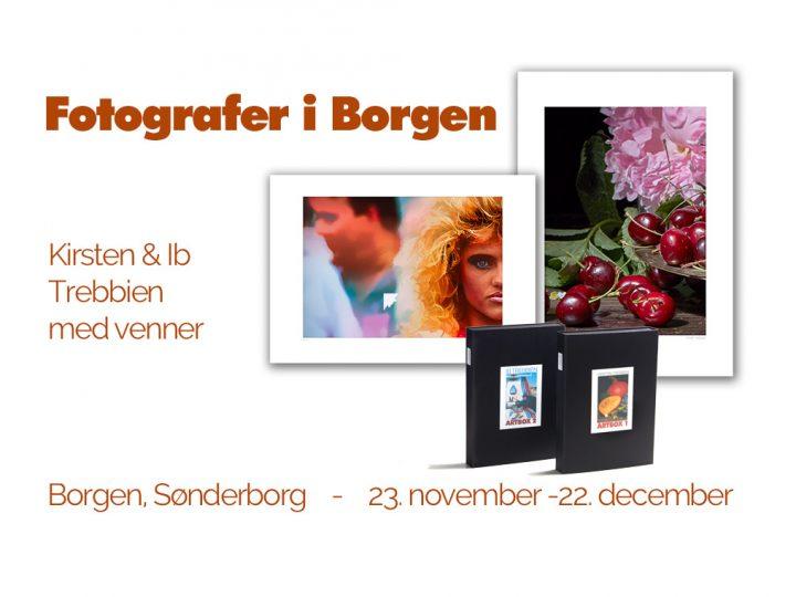 Fotografer i Borgen