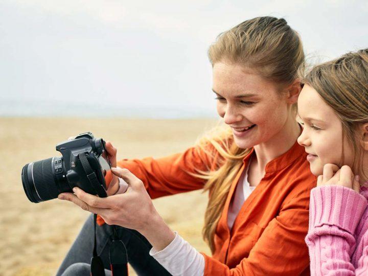 Canons nye EOS 250D – verdens mindste DSLR med en bevægelig skærm