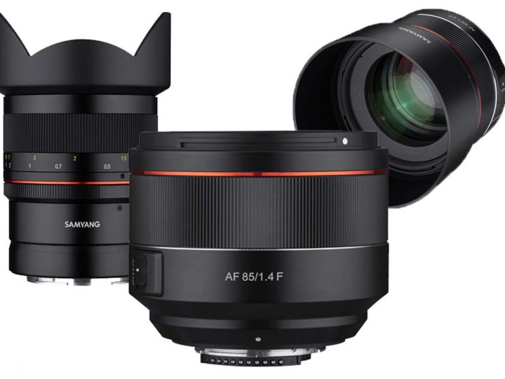Samyang annoncerer nye full-frame-objektiver til Nikon