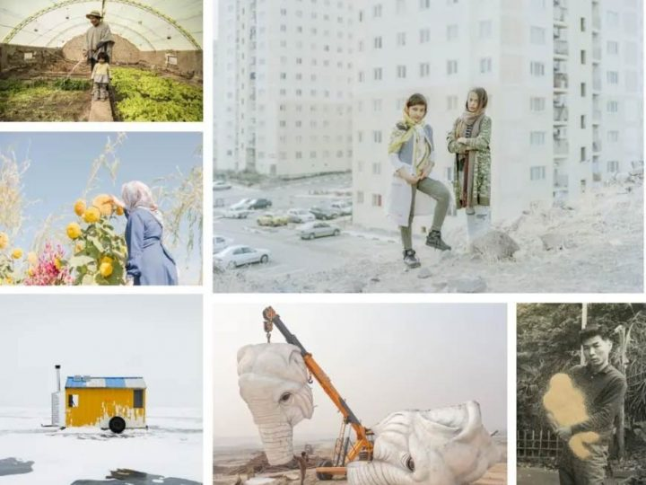 Finalist and shortlisted photographers in the Professional competition for the Sony World Photography Awards 2020
